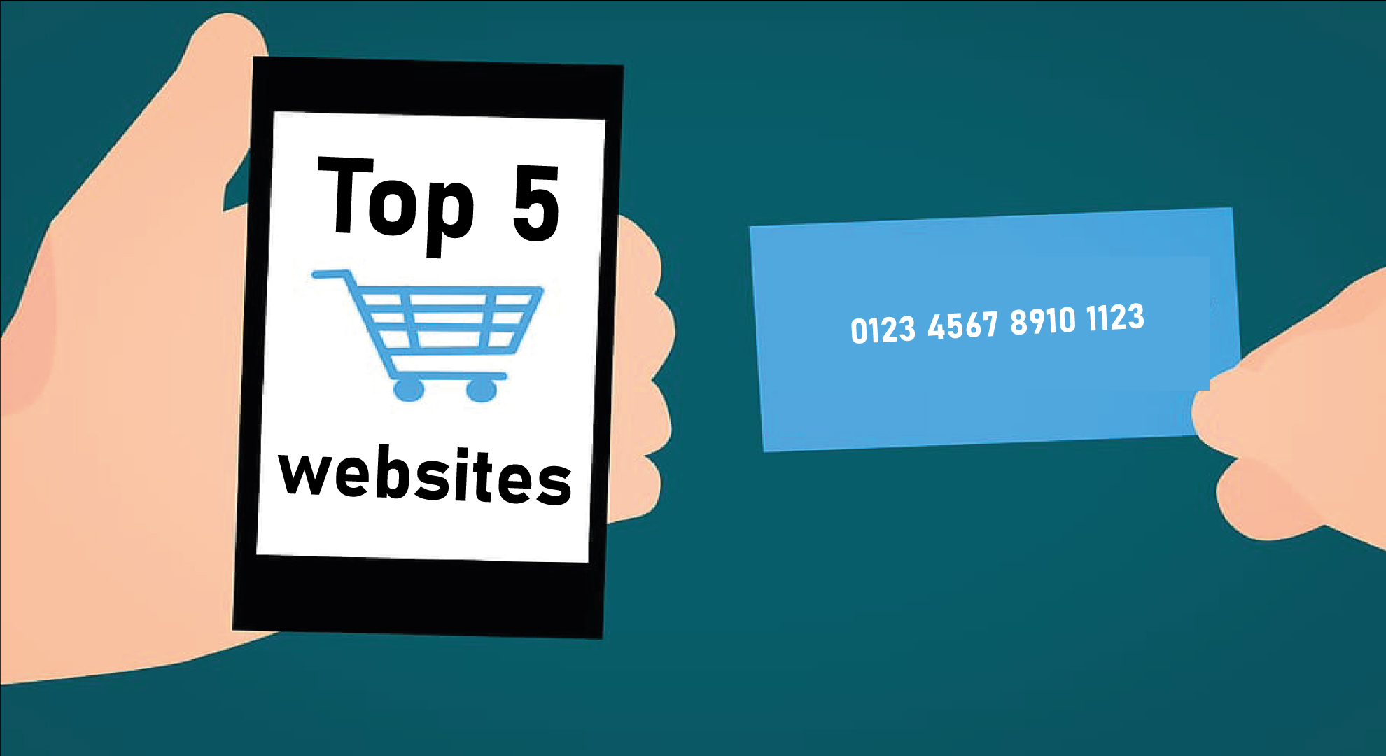 Top-5-Ecommerce-And-Shopping-Websites-Worldwide